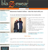 Blazewear heated clothes