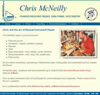 Chris McNeilly - musical instrument repairs
