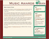 Music Awards Oman