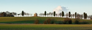 Tuscan Landscape in Loughborough